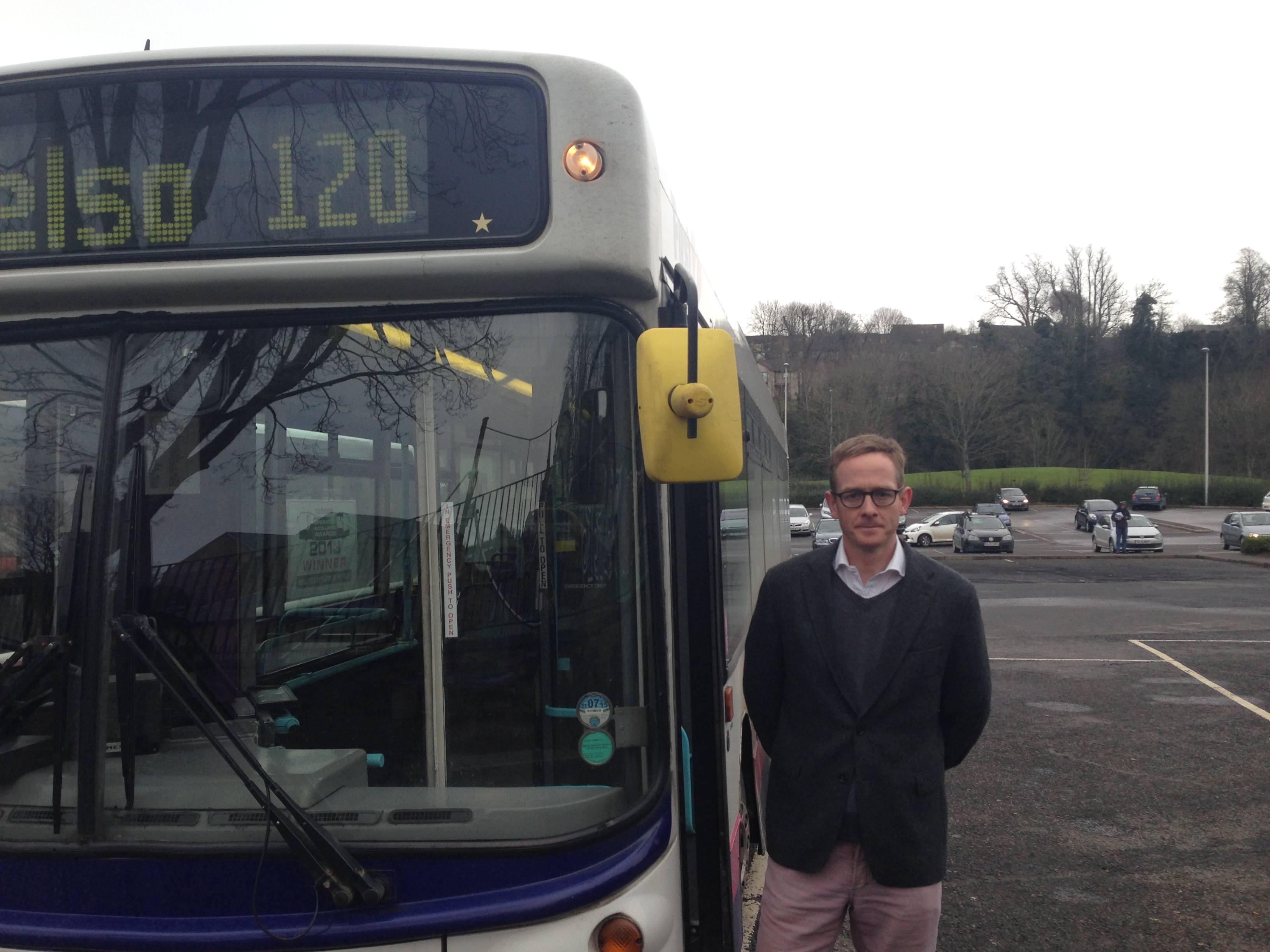 Number 51 52 Bus Service At Risk John Lamont
