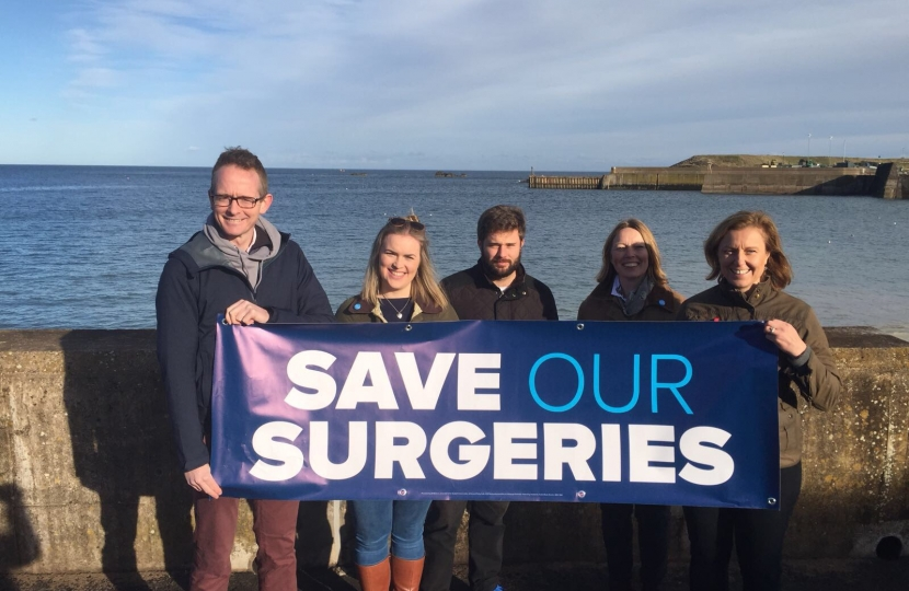 John Lamont MP surgeries