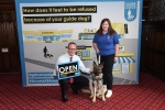 John Lamont MP guidedogs